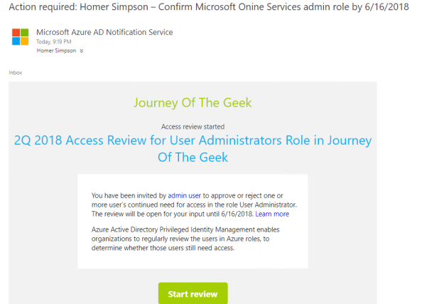 Azure AD | Journey Of The Geek