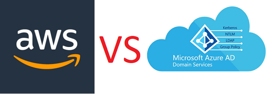 A Comparison – AWS Managed Microsoft AD and Azure Active Directory Domain Services